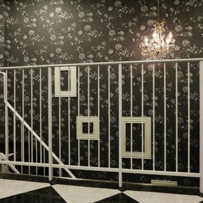 美容室 マツエクサロン  内装画像